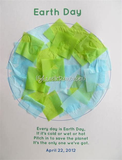 Earth Day Paper Crafts - earth day crafts deal wise coupons giveaways