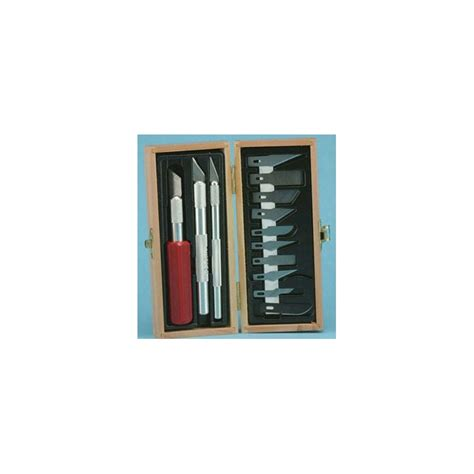 dollhouse building supplies knife chest wooden box tool sets dollhouse building