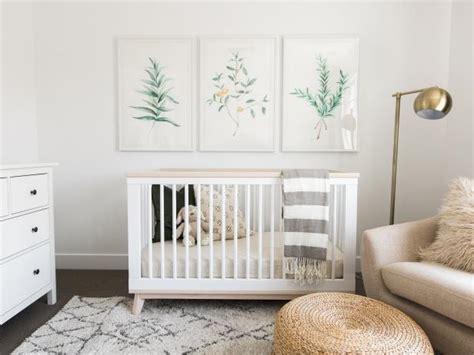 Decorate Nursery Baby Room Ideas Nursery Themes And Decor Hgtv