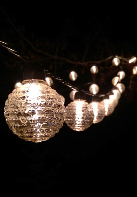 Patio Light Stringer Outdoor String Lights