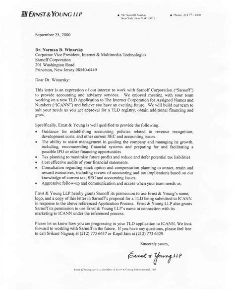 Letter Of Intent To Form Consortium D13