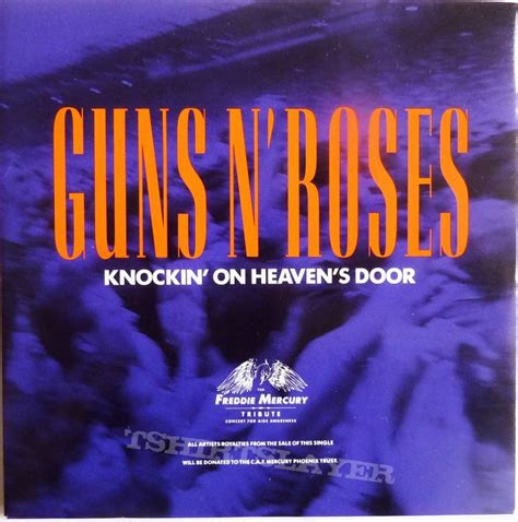 Knockin On Heaven S Door Guns And Roses by Guns N Roses Knockin On Heaven S Door Lyrics Genius
