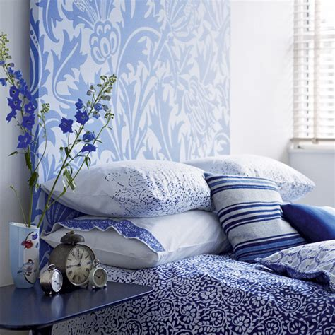 pale blue and white bedrooms panda s house - White And Blue Bedroom Decor