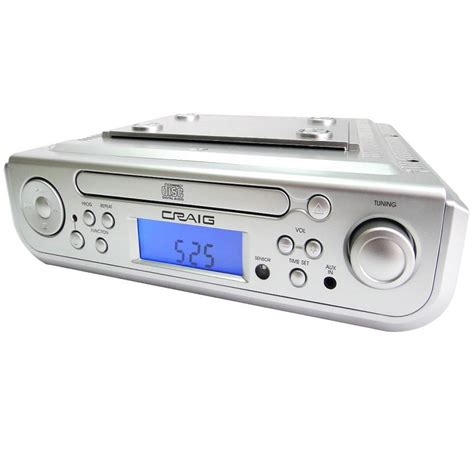 cabinet bluetooth radio cd player cabinet cd player with bluetooth am fm radio alarm