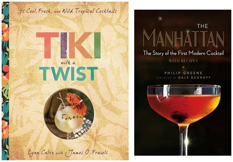 Summer Reading Cocktail With A Twist by 8 Booze Books For Your Summer Reading Beverage Dynamics