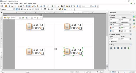 printing address labels with openoffice 11 best free label printing software