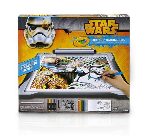 Lowest Price Crayola Star Wars Light Up Tracing Pad 22
