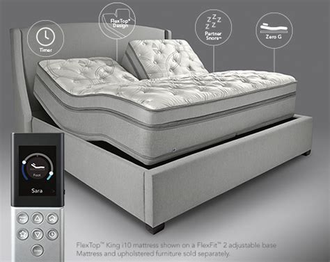 flexfit 2 adjustable bed base sleep number site