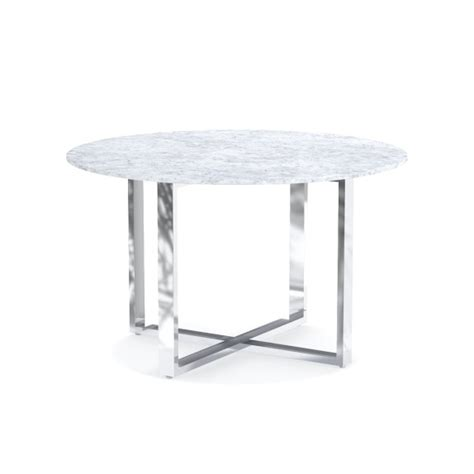 carrara marble table top mercer dining table with carrara marble top