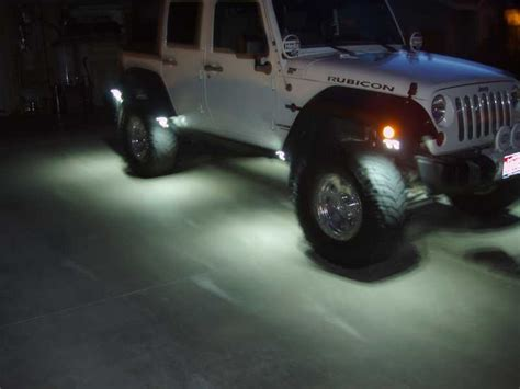 Rock Lights Jeep Cheap And Easy Led Rock Lights