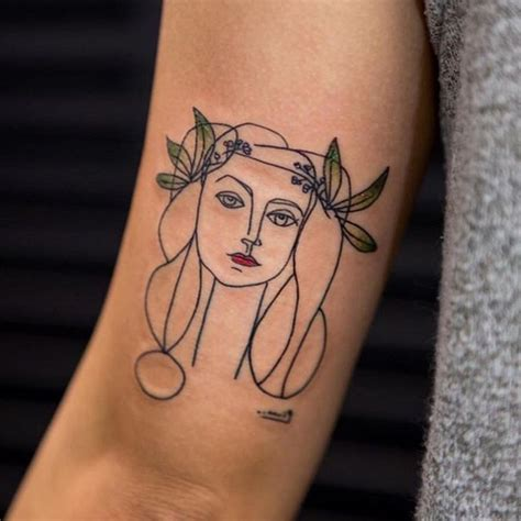 picasso tattoo best 25 picasso ideas on