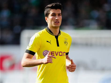 St Nuri forget real madrid and liverpool nuri 蝙ahin is heading home for proven quality