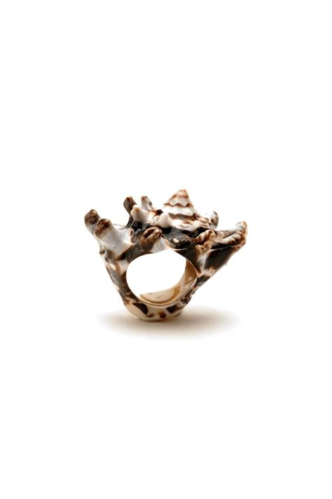 searenity shell ring from ta shoptiques