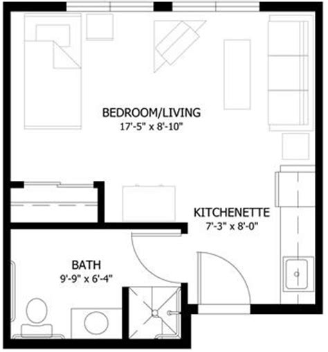 tiny studio apartment floor plans best 25 studio apartment layout ideas on pinterest