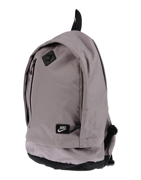 Waist Bag Nike Square Grey nike backpack pack in gray for grey lyst