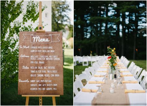 New Hampshire Barn Wedding   Rustic Wedding Chic