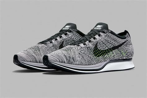 Nike Flyknit Racer 2 0 Oreo nike flyknit racer oreo 526628 101 restock sneaker bar