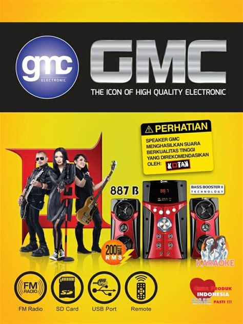 Speaker Gmc Rekomendasi Kotak gmc speaker kualitas audio yang sesungguhnya cinta produk indonesia gmc pasti
