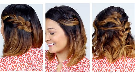 Wedding Hairstyles Chin Length Hair by Updo Hairstyles For Chin Length Hair Hair
