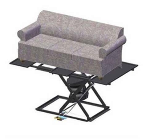 Sofa Lift by Weblog Indoff Scissor Lift Tables