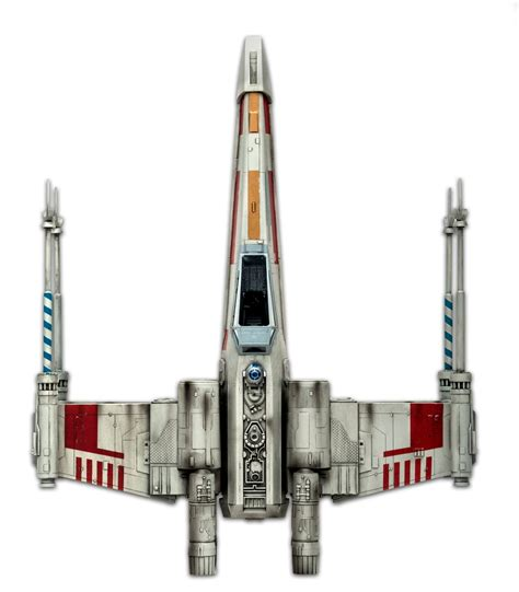 best x wing model theswca exclusive look at revell s master