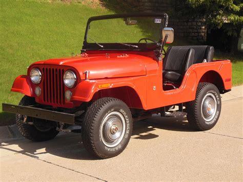 1971 Jeep Cj5 Cj5 Ewillys