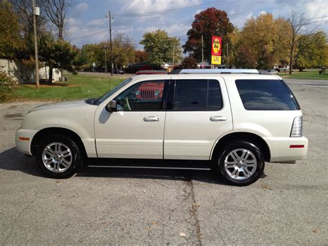 old car manuals online 2006 mercury mountaineer navigation system service manual how make cars 2006 mercury mountaineer lane departure warning how make cars