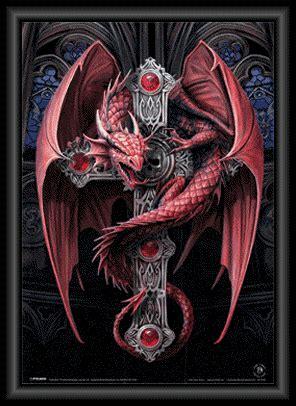 tattoo dragon gothic alchemy gothic posters gothic anne stokes gothic
