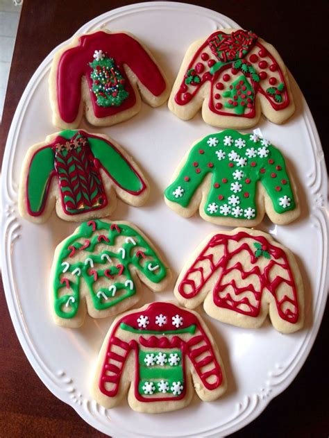 Cookie Sweater sweater cookies winter cookies sweaters and sweaters