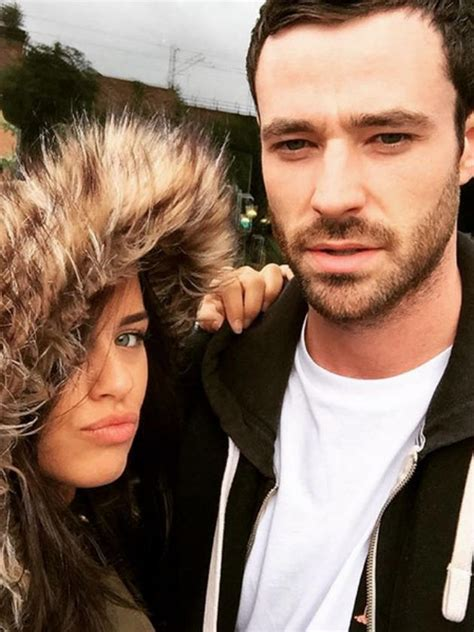 sean coronation street hair treatment strictly s georgia may foote reveals sean is the one