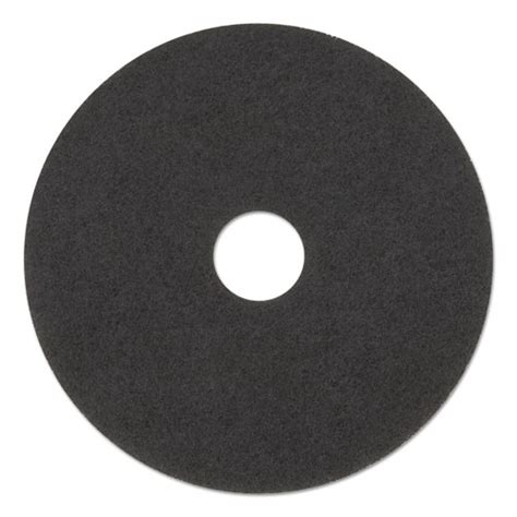 Floor Pad Vileda 17 Inch Black low speed floor pad 7200 17 quot diameter black 5