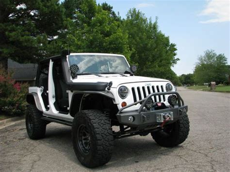 Used Jeeps For Sale In Arkansas Buy Used 2012 Jeep Wrangler Unlimited Sport Sport Utility