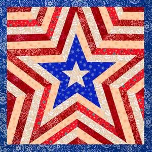 one americana patriotic mini quilt pattern easy quilt