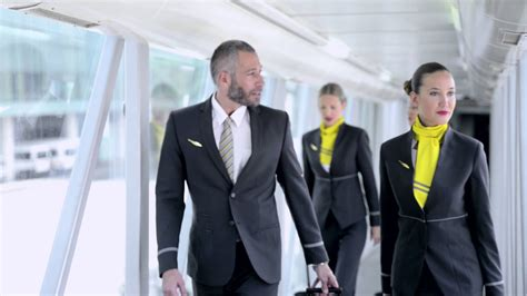 as cabin crew vueling cabin crew new uniforms