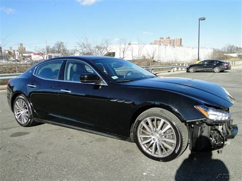 luxury maserati luxury 2016 maserati ghibli s q4 repairable for sale