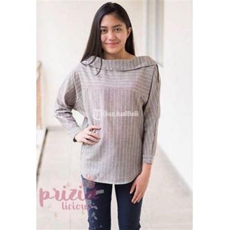 Kafie Grey Baju Rajut Murah baju wanita benigna sabrina grey brown pink harga murah bandung dijual