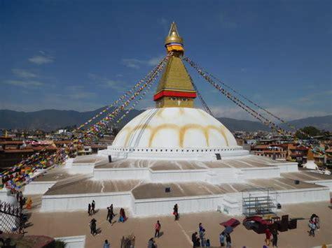 boudhanath stupa kathmandu nepal atlas obscura