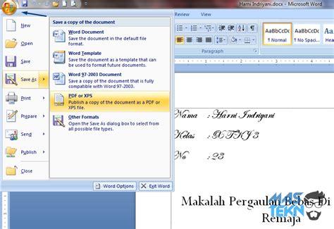 cara mengubah format gambar cdr menjadi jpg cara mengubah dokumen microsoft word menjadi pdf