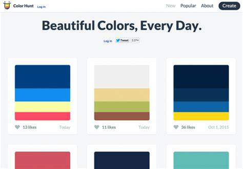 best colors 50 best color for designers