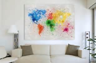 deco tableaux design tableau color 233 design les couleurs dynamisent la d 233 co