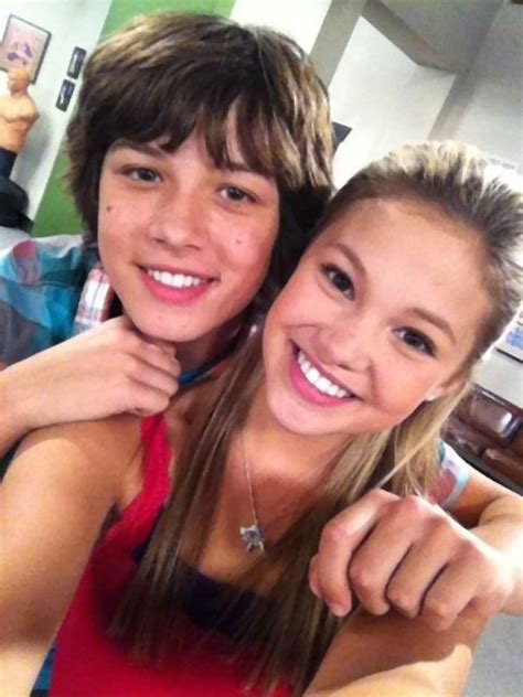 olivia holt and leo howard olivia holt pinterest olivia holt and leo howard jack and kim wasabi warriors