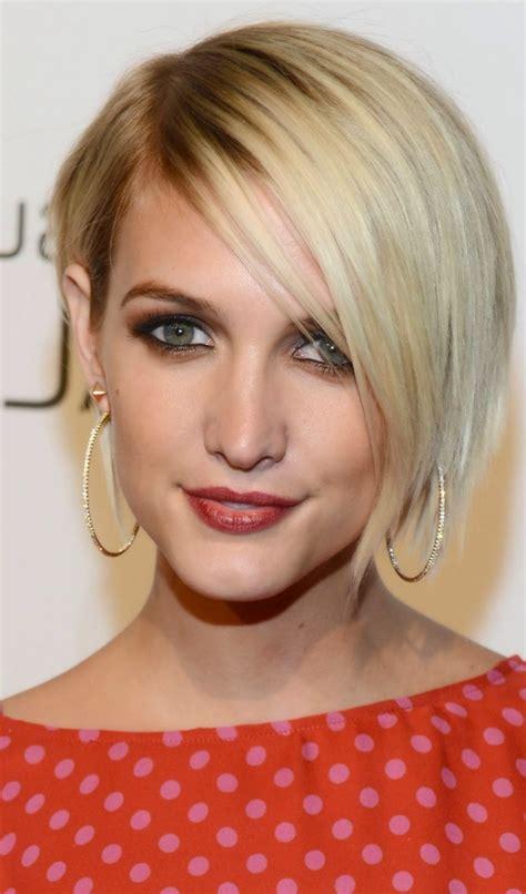 asymmetrical bob for thin hair 30 short bob hairstyles for women 2015 short
