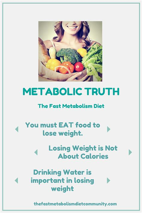 metabolic food the metabolic about fast metabolism diet