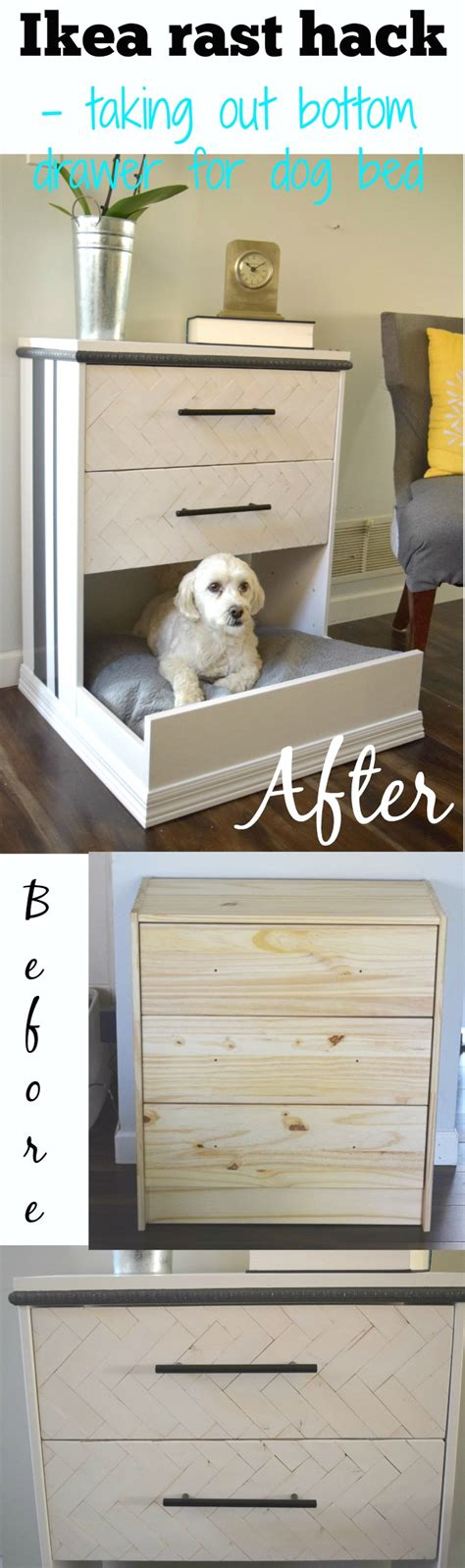 ikea hack dog house ikea rast dresser hack dresser into dog bed our house now a home