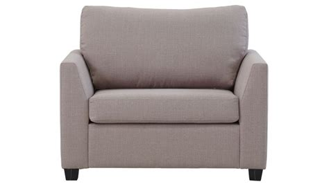 single sofa bed chair buy concord fabric single sofa bed harvey norman au