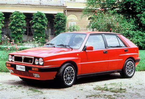 Lancia Delta Integrale Specs 1989 Lancia Delta Hf Integrale 16v 831 Specifications