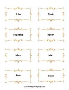 place cards for wedding free printable allfreeprintable