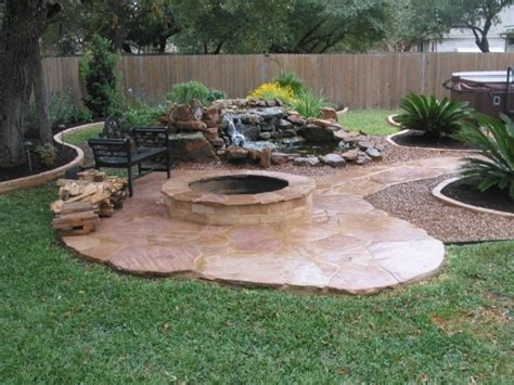 backyard creations fire pit fire pit ideas