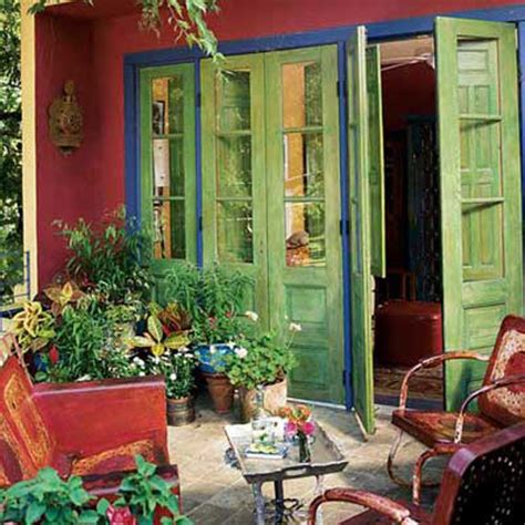 mexican inspired home decor patio mexicano m 233 xico pinterest patio love this and