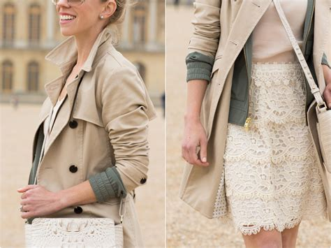 Lust It Taylors Lace Trench by Gardens Of Versailles Trench Coat Bomber Jacket Lace